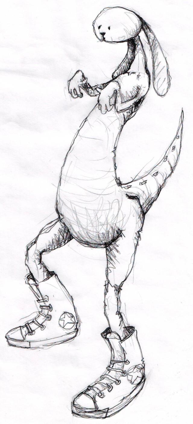Dino Bunny