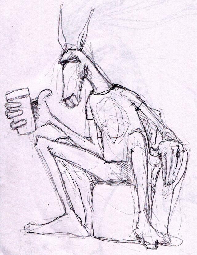 Meeting Drawing 03