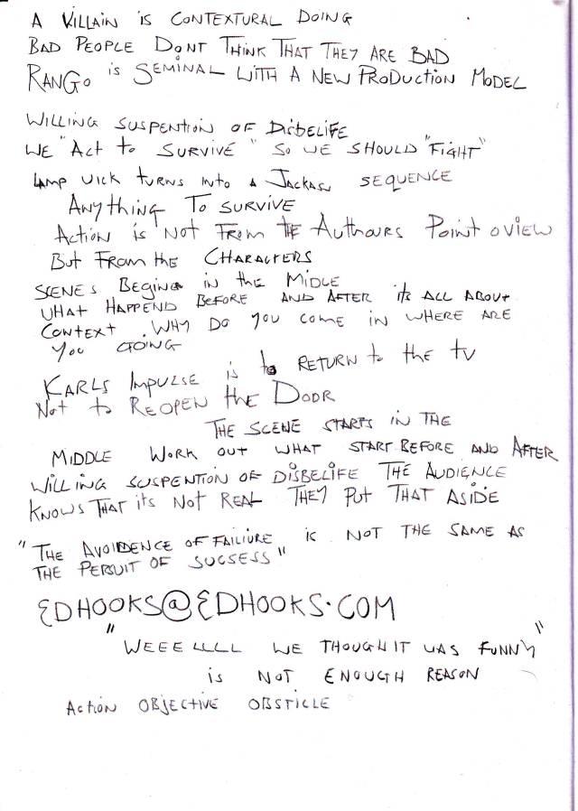 Ed Hooks page 4