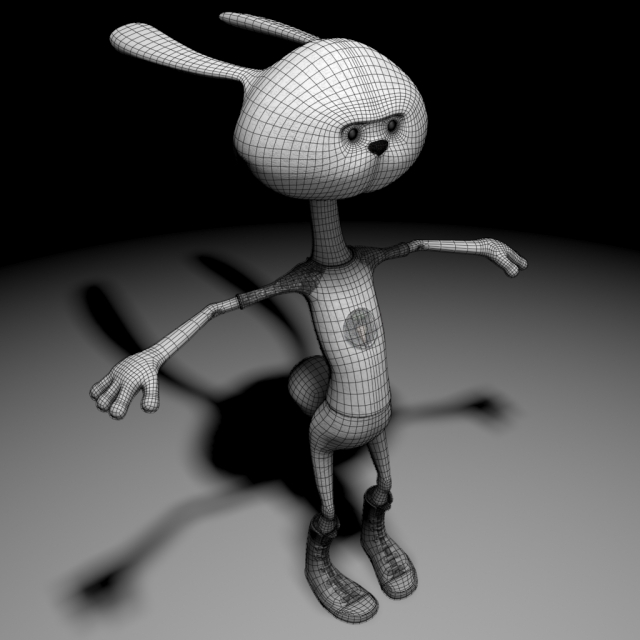 Bunny Now Wire